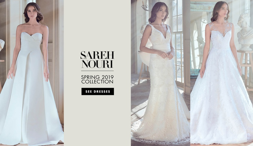 Sareh Nouri spring 2019 swan lake collection wedding dresses bridal gowns