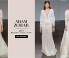 Bridal Fashion Week: Adam Zohar Spring 2019