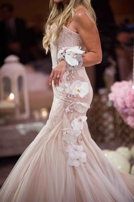 Tamra Barney wedding Diann Valentine bridal cuff
