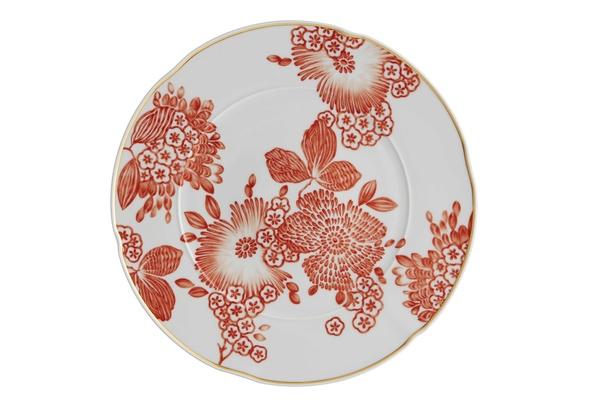 Coralina by Oscar de la Renta for Vista Alegre charger plate