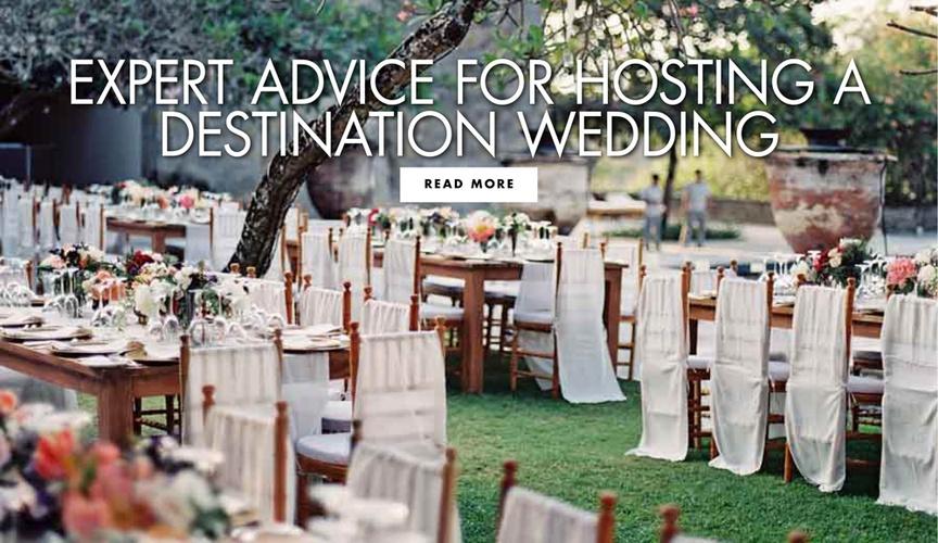 expert advice for hosting a destination wedding weekend beth helmstetter events