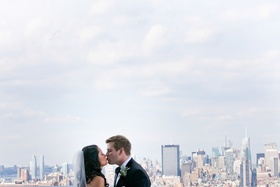 Manhattan wedding in Soho Hi rise New York NY