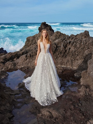 Wedding Dresses: GALA Galia Lahav No. 5 Lookbook - Inside Weddings