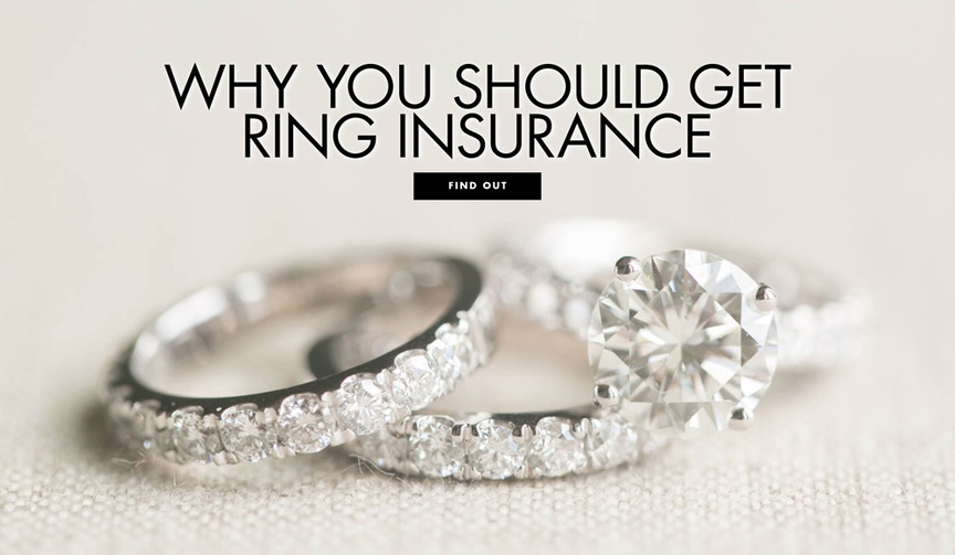 Why you should get ring insurance for your engagement or wedding ring
