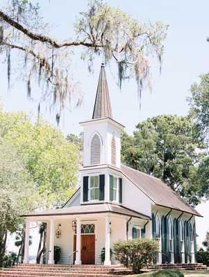 wedding chapel at montage palmetto bluff church wedding location ideas in the south steeple