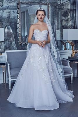 Bridal Fashion Week: Romona Keveža Spring 2019 - Inside Weddings
