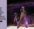 90s songs for wedding reception, boyz II men performing at wedding