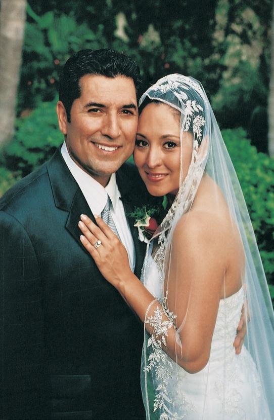Lynette Romero KTLA anchor and husband