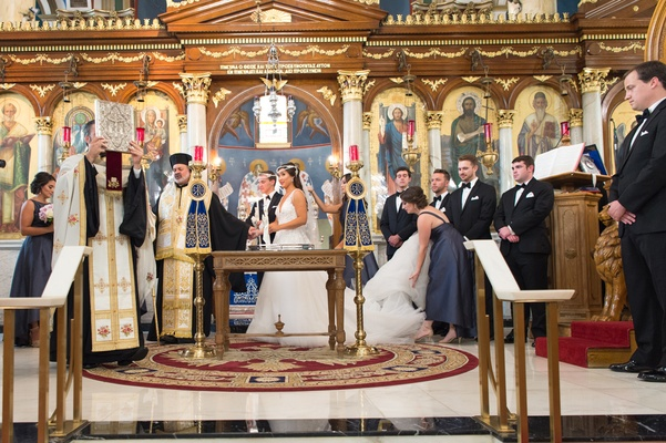 greek orthodox church wedding, greek wedding traditions