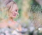 winter skin beauty tips, repair sun-damaged skin, non-invasive procedures