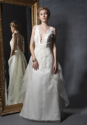 Ivy & Aster Fall 2015 Wanderlust Blue Ivy Wedding Dress