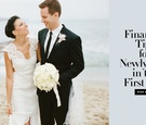 Financial tips for newlyweds from Marlow and Chris Felton