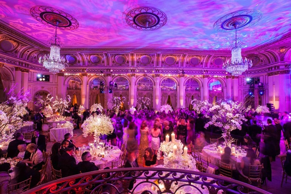 FairyTale Ballroom Wedding in New York City Inside Weddings