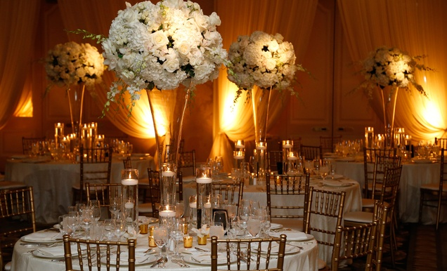 Timeless Ivory Gold Wedding With Scottish Traditions In Chicago