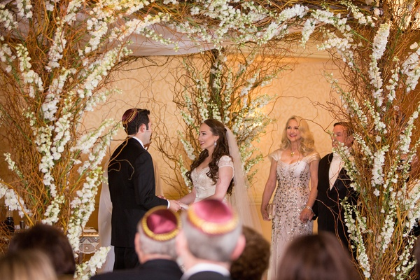Willow Branch chuppah