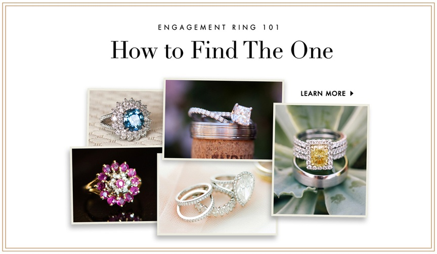 Wedding and engagement ring advice for finding the right diamond