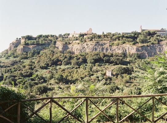 wedding location in the italian countryside Orvieto, Umbria, Italy