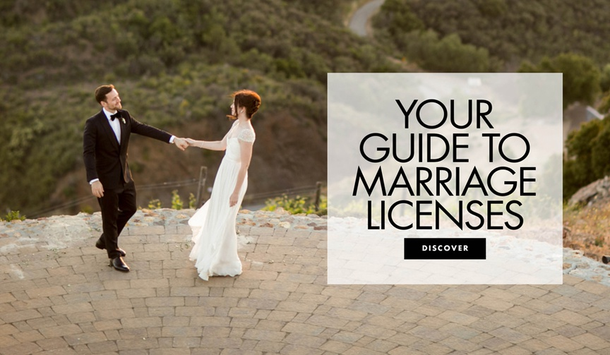 Your Guide to Marriage Licenses