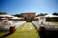 The Grand Del Mar Moroccan pavilion ceremony