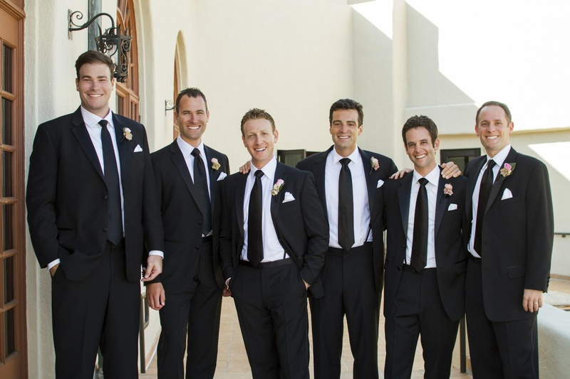 latest trends shop search for official Grooms & Groomsmen Photos - Handsome Groomsmen - Inside Weddings