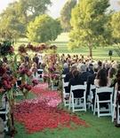 Ojai Valley Inn & Spa outdoor wedding