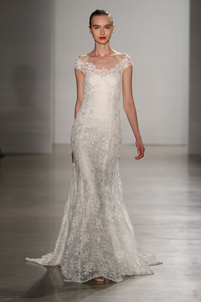 Wedding Dresses: Christos Fall 2016 - Inside Weddings