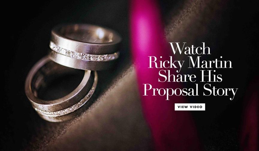 ricky martin engaged to jwan yosef tells story to ellen degeneres ellen show video
