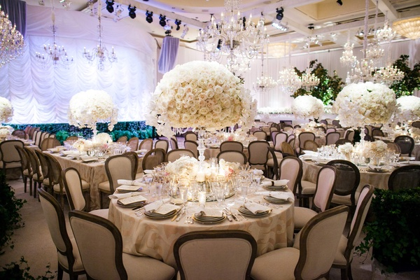 Destination Beverly Hills Wedding With Celebrity Chef Performers