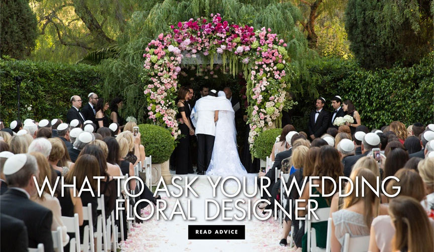 what to ask your wedding floral designer questions to ask your florist before hiring them