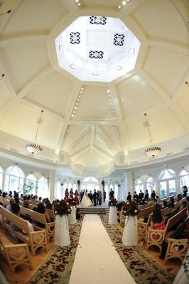 Disney's Wedding Pavilion wedding ceremony