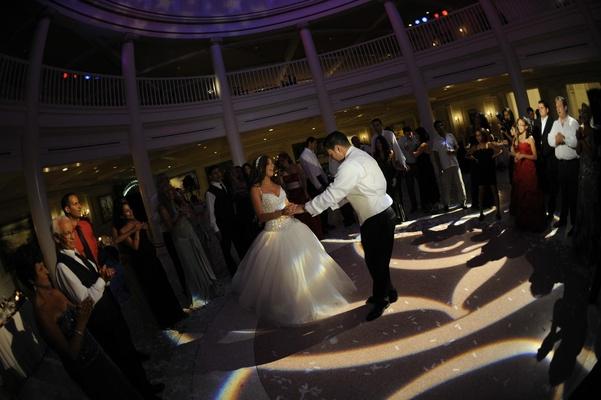 Second wedding dress for wedding reception