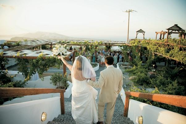 5aa62258d2a ... Taverna Pygros restaurant in Pygros Village · Destination wedding in  Greece ...