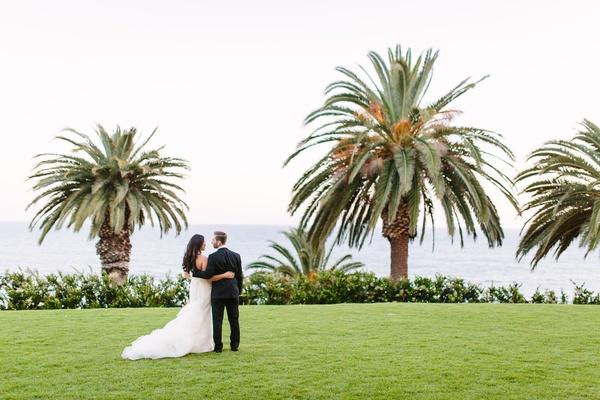 Pacific Palisades, California venue, southern california nuptials