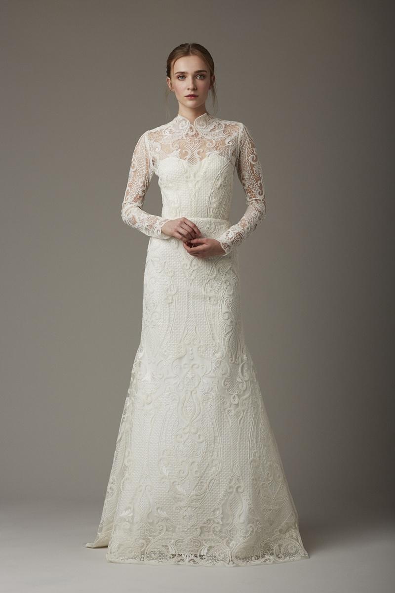 New Classic Wedding Dress