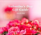 Valentine's Day gift ideas for engaged couples and brides and grooms