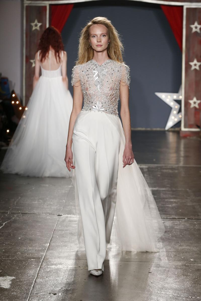Circus-Inspired Wedding Dresses from Jenny Packham 2018 Bridal ...