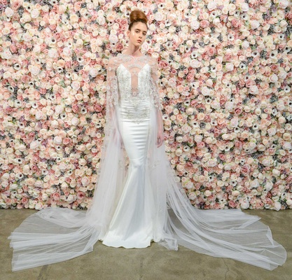 Wedding Dresses: Michael Costello Spring / Summer 2018 Bridal ...