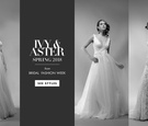 bridal fashion week ivy & aster spring 2018 wedding dresses