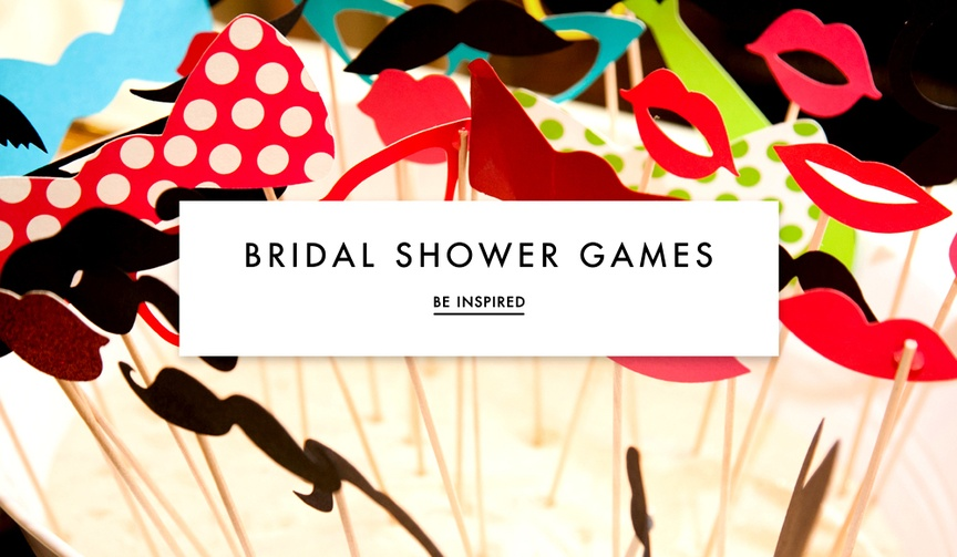 Bridal shower game and activity ideas