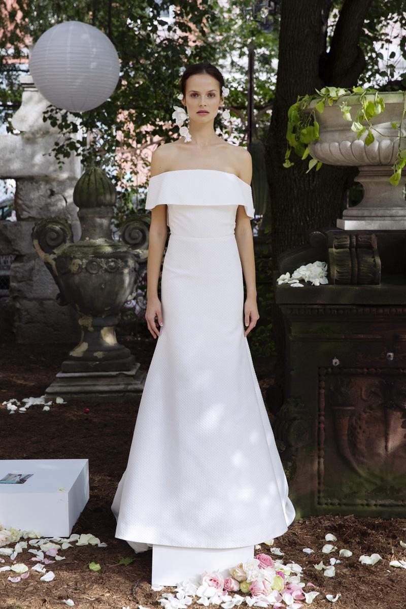 Wedding Dresses Photos - The Toulouse by Lela Rose - Inside Weddings