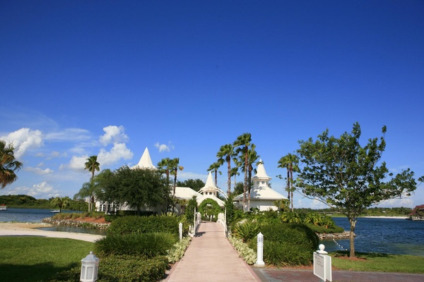 Wedding venue in Florida at Disney World