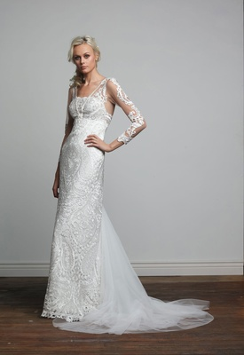 Wedding lace dresses 2018