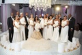 Kandi Burruss wedding bridesmaids and groomsmen including NeNe Leakes