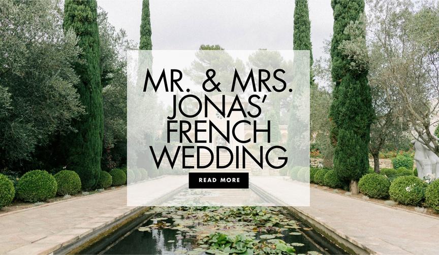 Sophie Turner and Joe Jonas were married again in France