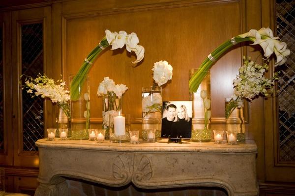 Jeweler judefrances snowy aspen winter wedding inside