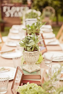 an outdoor bridal shower filled with love and laughter inside weddings rh insideweddings com