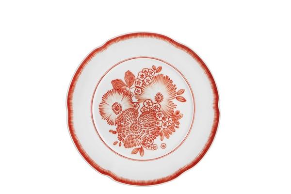 Coralina by Oscar de la Renta for Vista Alegre dinner plate
