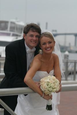 CNN and Entertainment Tonight correspondent bride