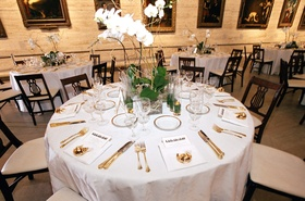 Museum of Fine Arts, Boston guest tables