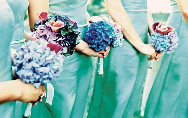 alfresco at home wedding in solvang california inside weddings